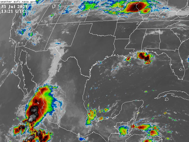 Clima en Veracruz: se prevé un día templado con probabilidad de lluvias