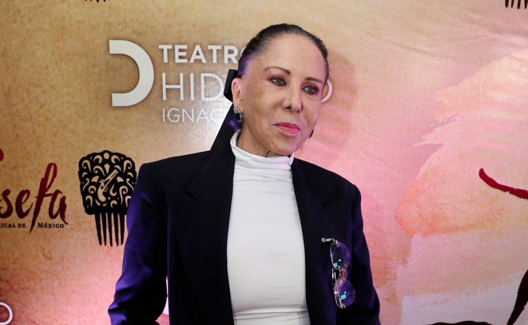 Famosos reaccionan a la muerte de Lilia Aragón
