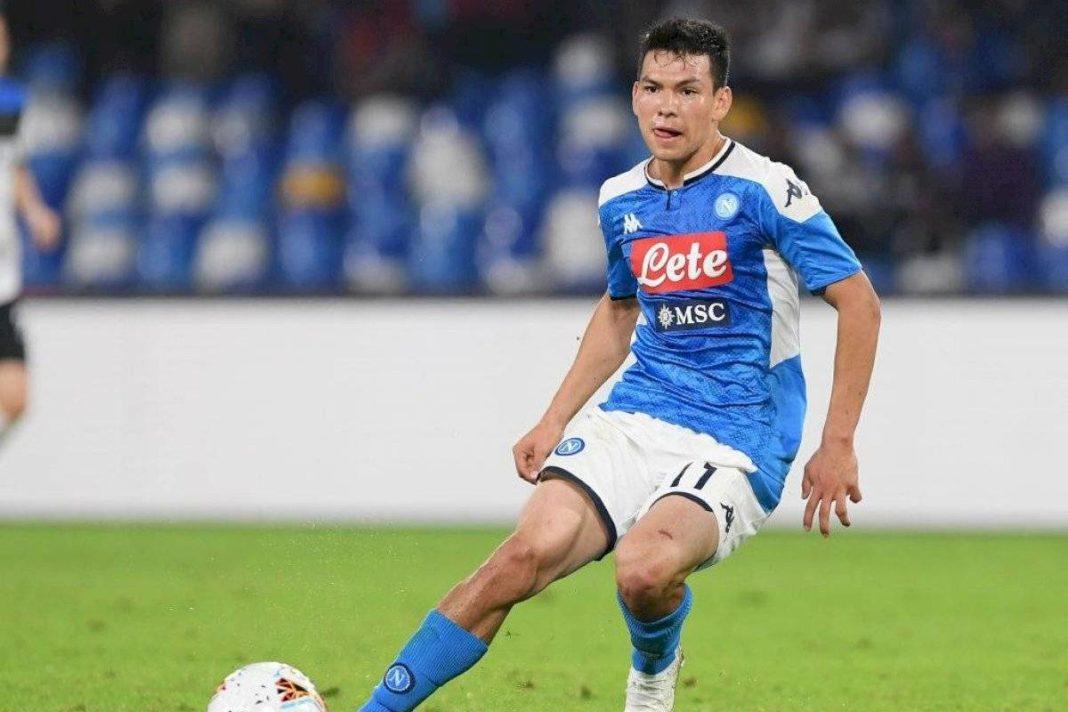 Chucky Lozano podría estar listo para el debut de Napoli en Serie A