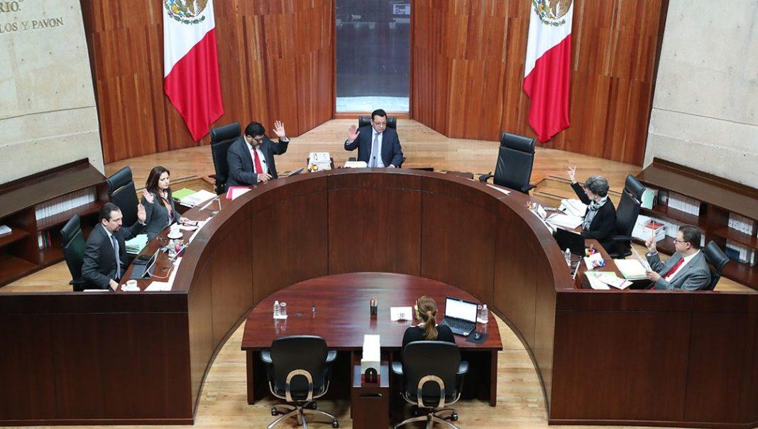 """""""Es inconstitucional la destitución del presidente del Tribunal Electoral de la Federación"""""""