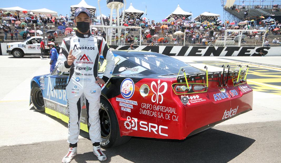 San Luis Potosí sede del NASCAR México Serie
