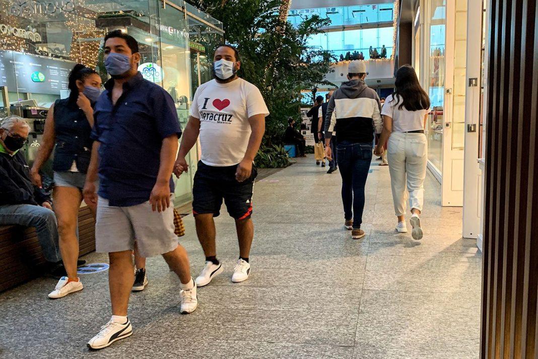 Veracruz supera los mil contagios en un día