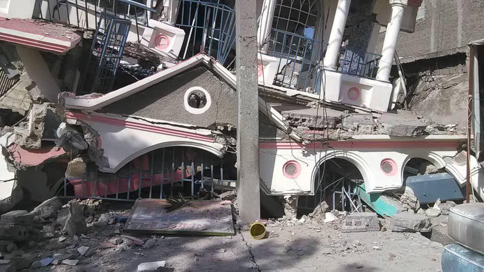 Haití reporta al menos 29 muertos tras el sismo; declaran estado de emergencia