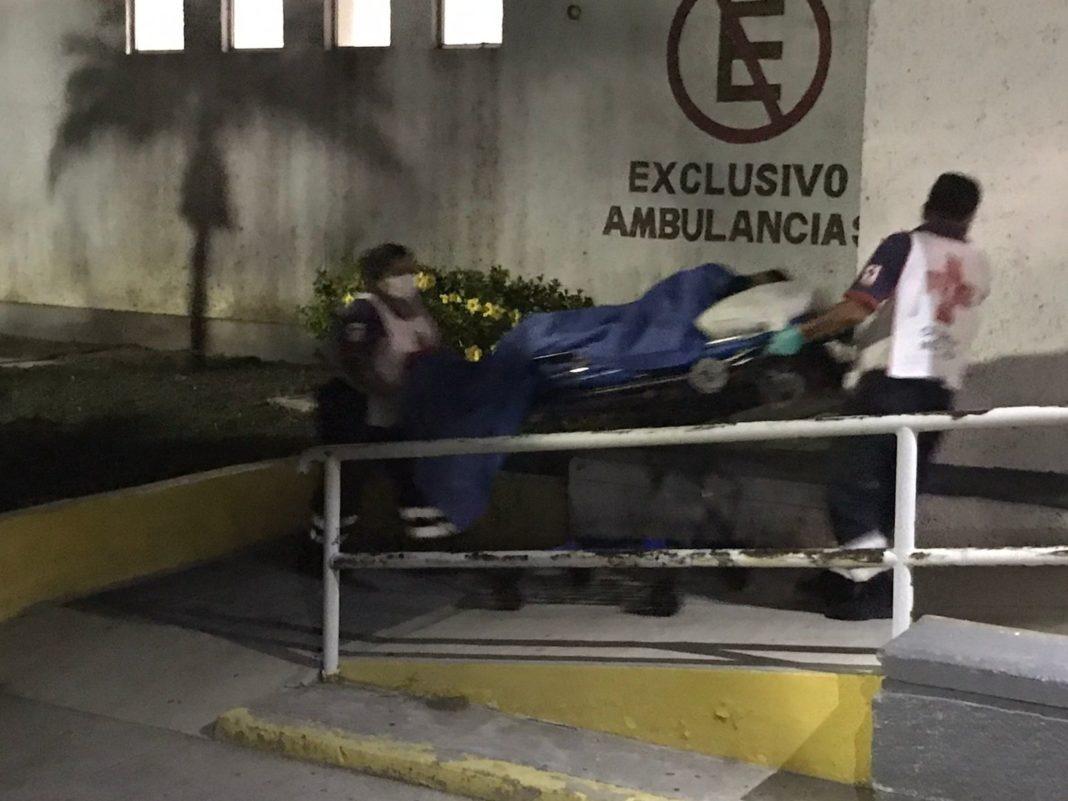 Riña familiar deja un herido de bala en Palma Sola