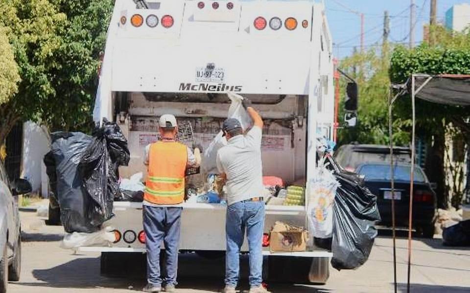 Descartan ampliación de rutas de recolección de basura en Veracruz