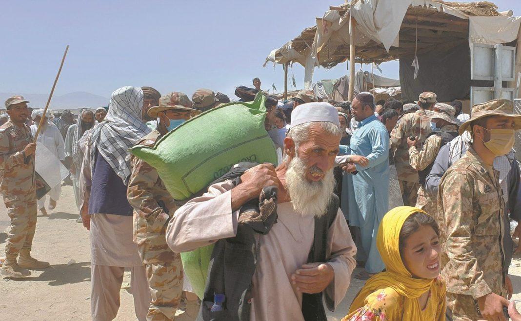 Reino Unido ha evacuado más de 2 mil afganos