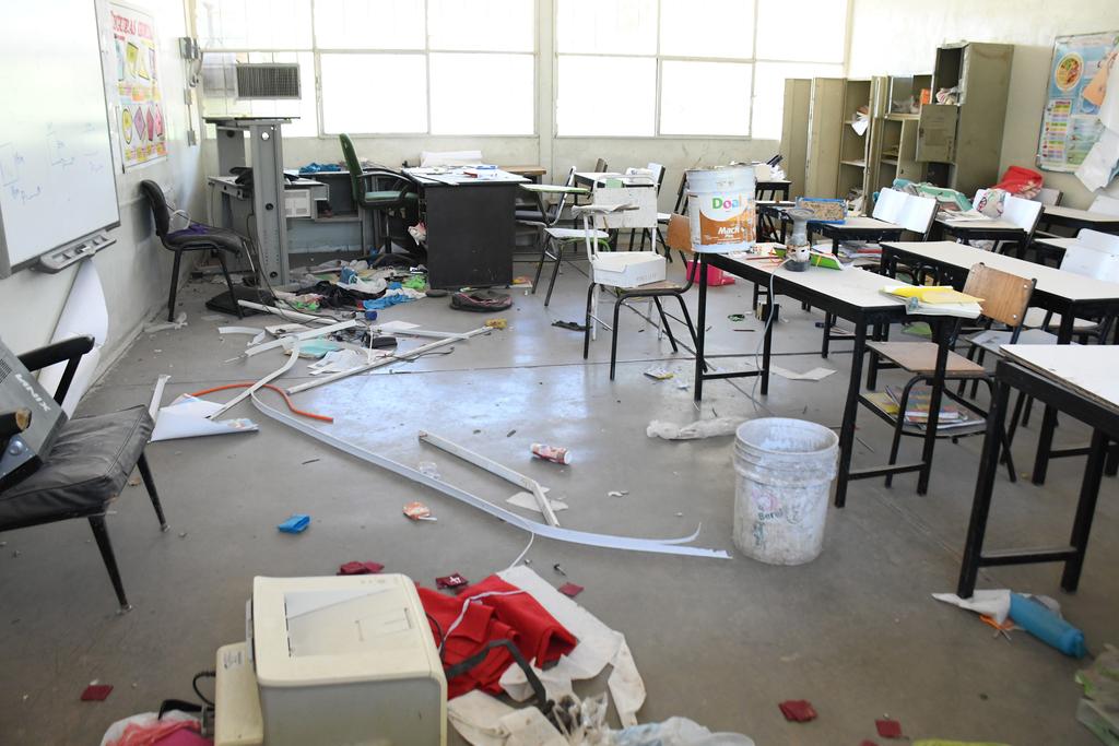 Suman 142 escuelas robadas en todo el estado de Veracruz: SEV