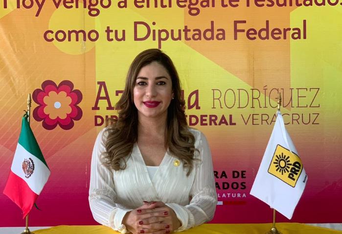 Detienen a exdiputada del PRD por el asesinato de Nicanor Martínez