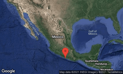 Fuerte sismo sacude Veracruz