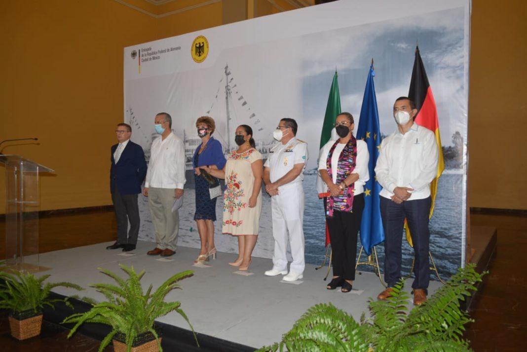 Nombran a nuevo Cónsul Honorario de Alemania en Veracruz