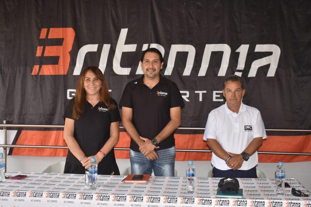 Presentan el Torneo IFT J5 de tenis en el Club Britania