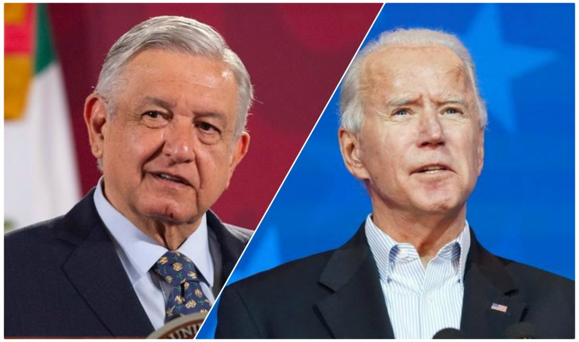 AMLO conversará hoy con Joe Biden sobre cambio climático