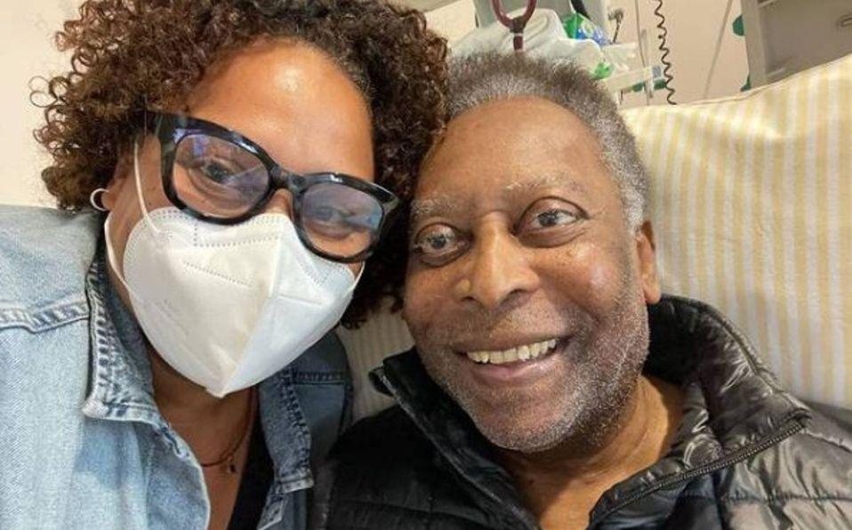 Hija de Pelé revela nuevos detalles sobre su salud