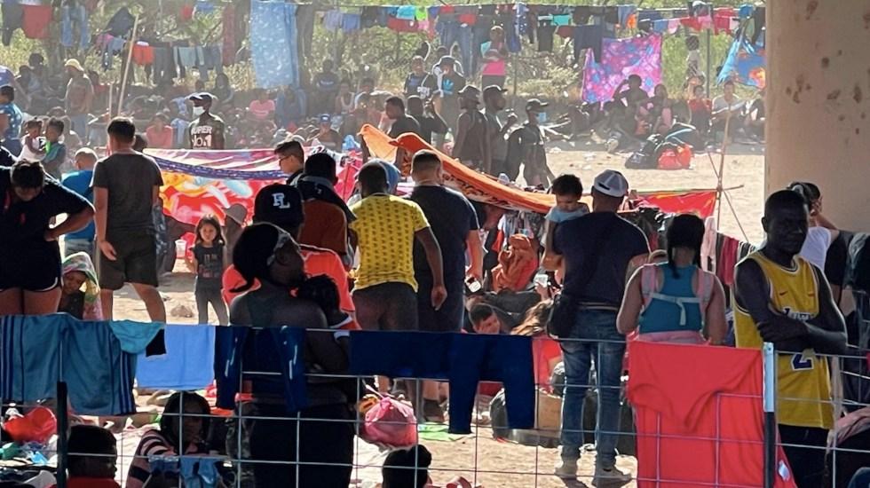 EU prepara vuelos de deportación a Haití tras cruce masivo de migrantes