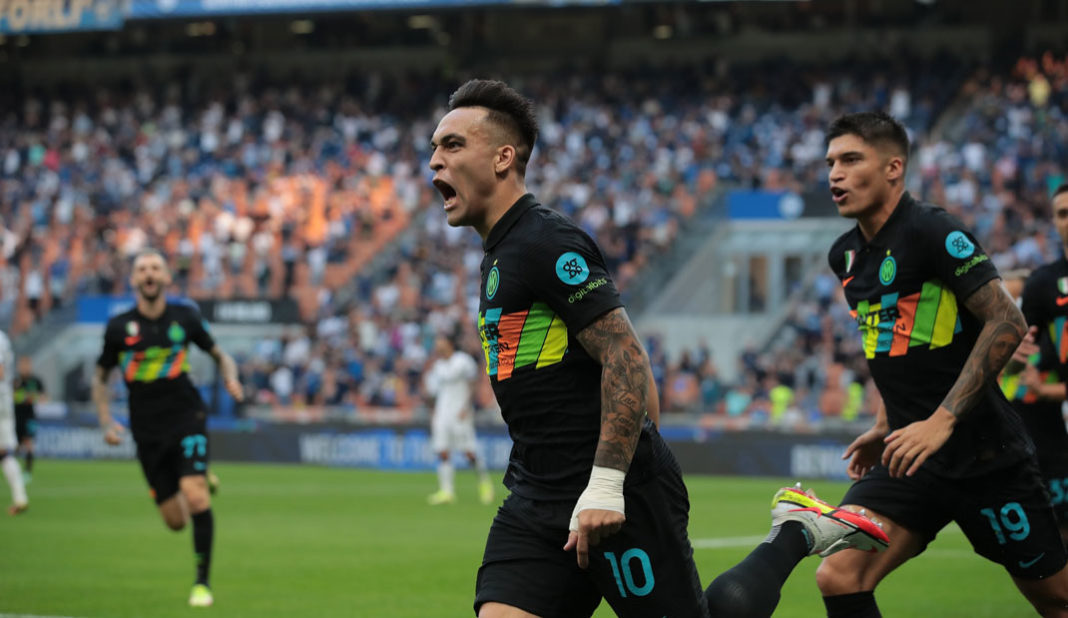 Inter de Milán golea al Bolonia en la Serie A