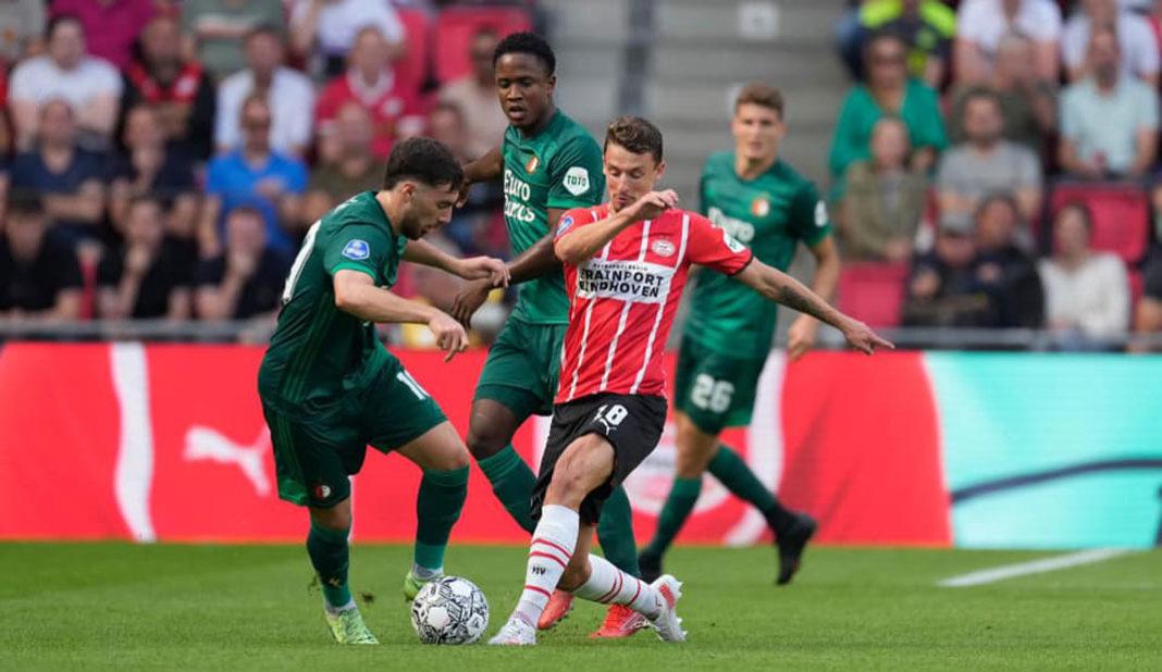 PSV sufre primera derrota con Erick Gutiérrez en la banca