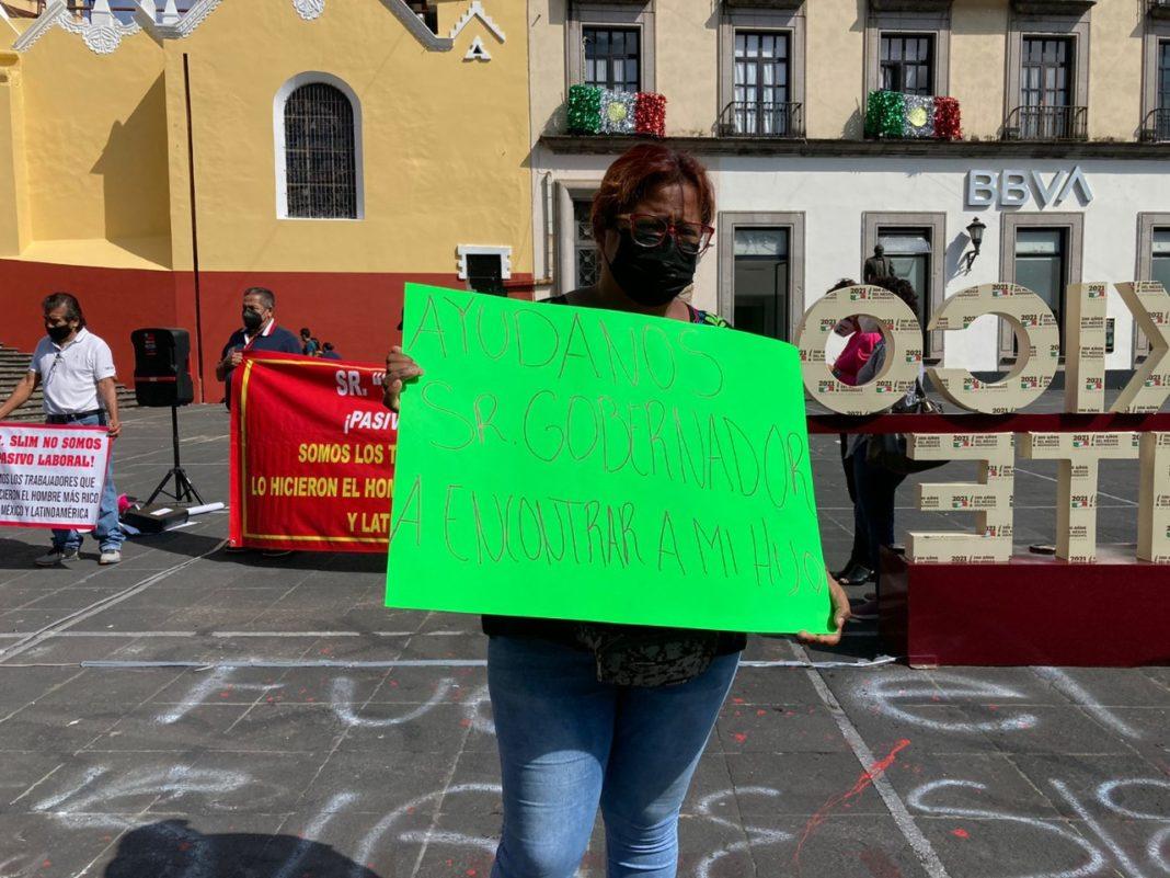 Familiares de José Antonio exigen al gobierno localizarlo, lo arrastró el río Actopan