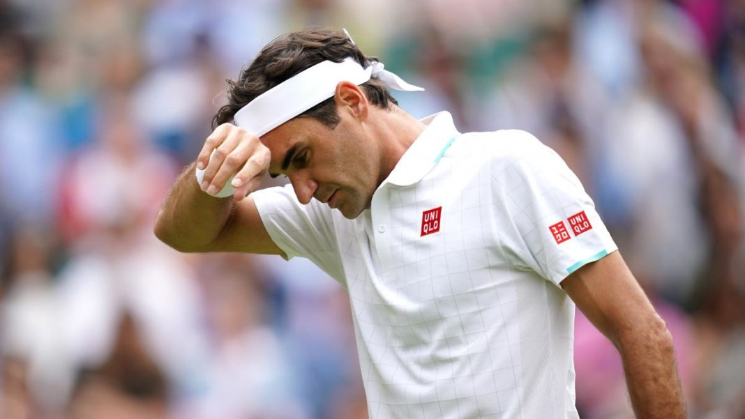 Roger Federer afirma que lo peor de su cirugía ya pasó