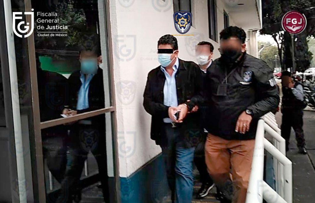 Fiscalía del Estado de México confirma la detención de Fidel Kuri