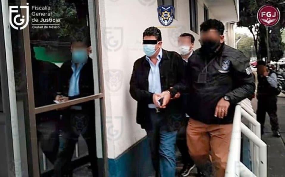 Fidel N recibe prisión preventiva tras ser acusado de fraude
