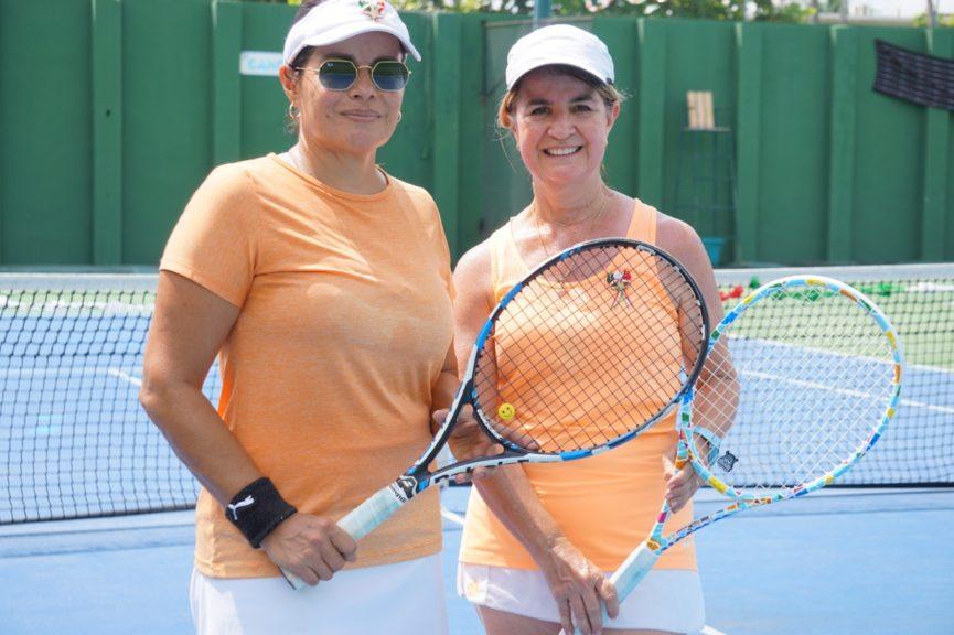 Centro Deportivo Veracruzano celebra el mes patrio con torneo de tenis el pasado fin de semana