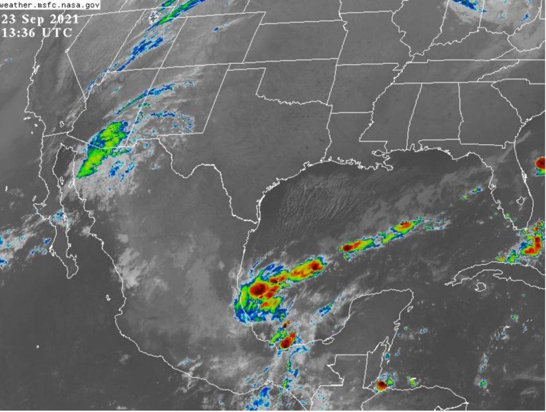 Clima en Veracruz: Se esperan lluvias y tormentas por el frente frío N1