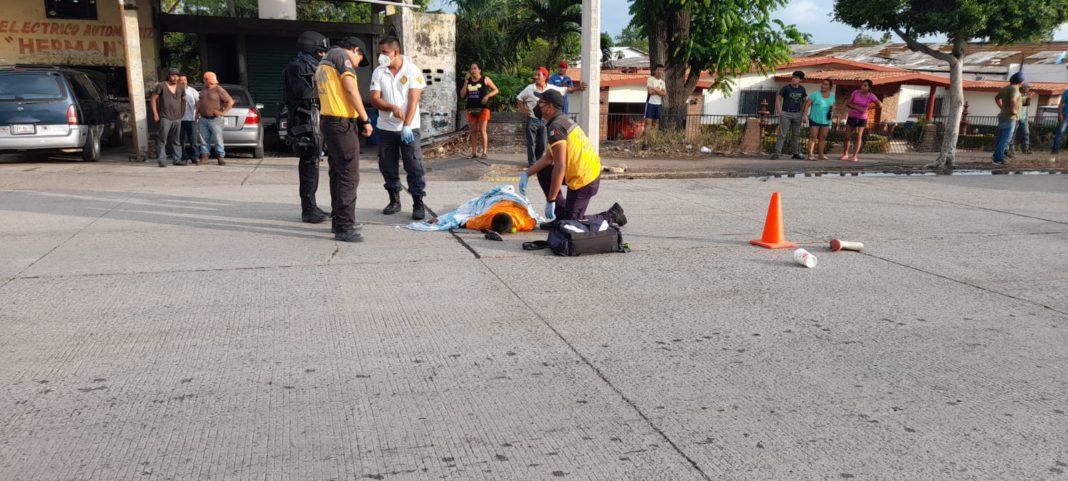 Taxista mató a elotero sobre la carretera Poza Rica-Tihuatlán