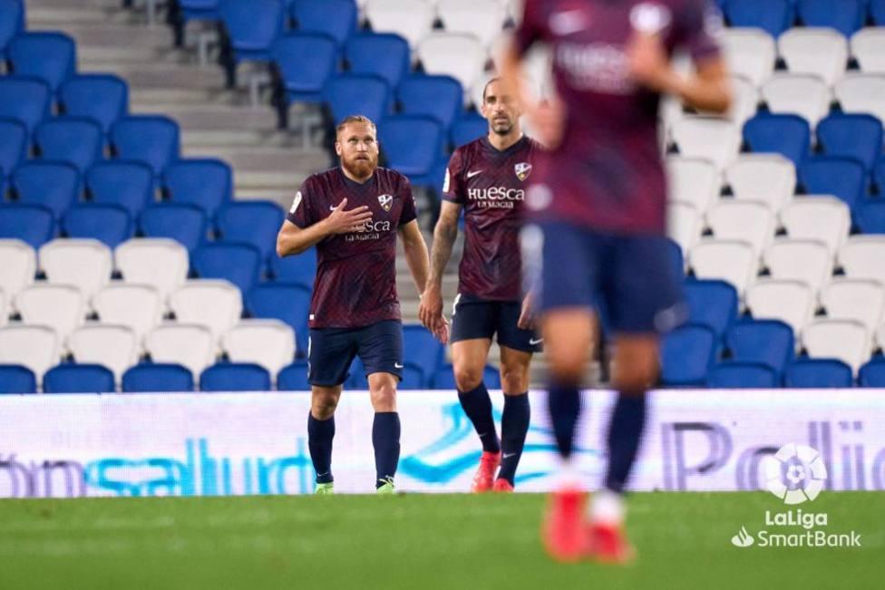 Huesca e Ignacio Ambriz rompen mala racha con triunfo ante Real Sociedad B