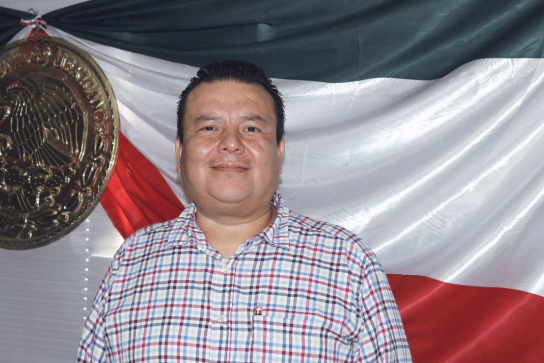Licenciado Braulio Terán del Valle, presidente del Colegio de Abogados de Veracruz. Foto: Manuel Pérez