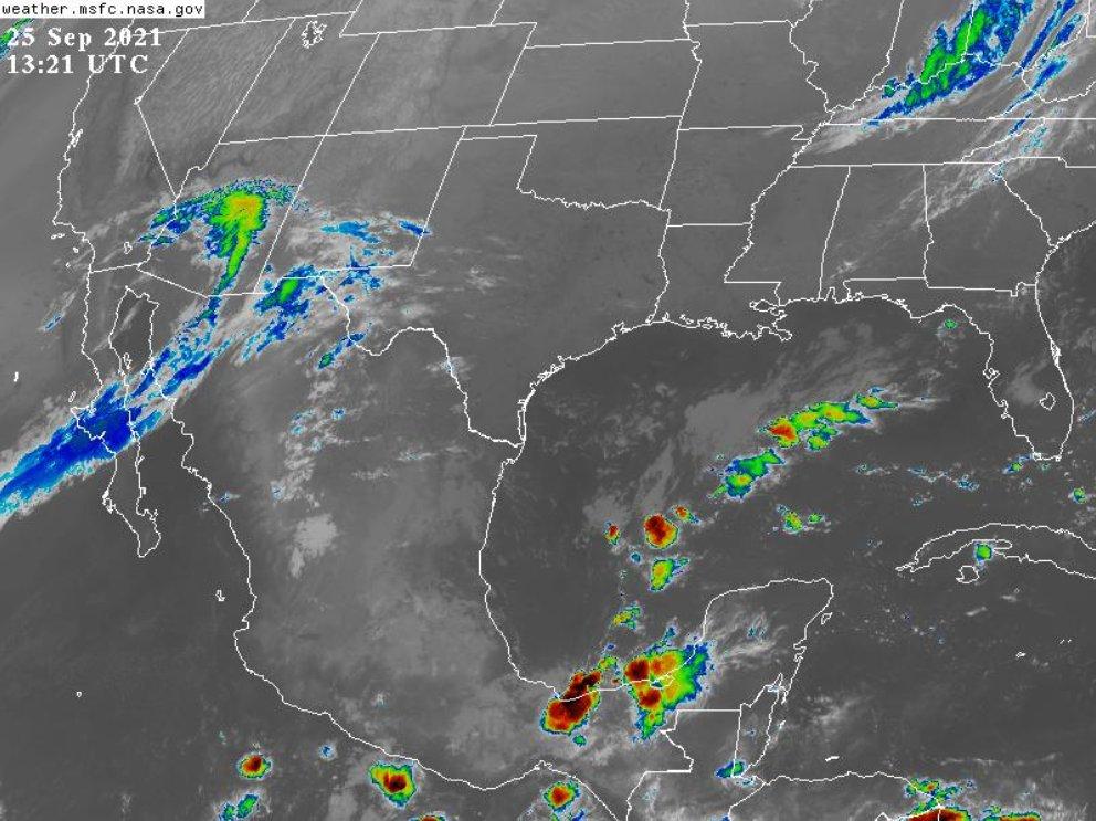 Clima en Veracruz: se mantiene la probabilidad de lluvias y tormentas