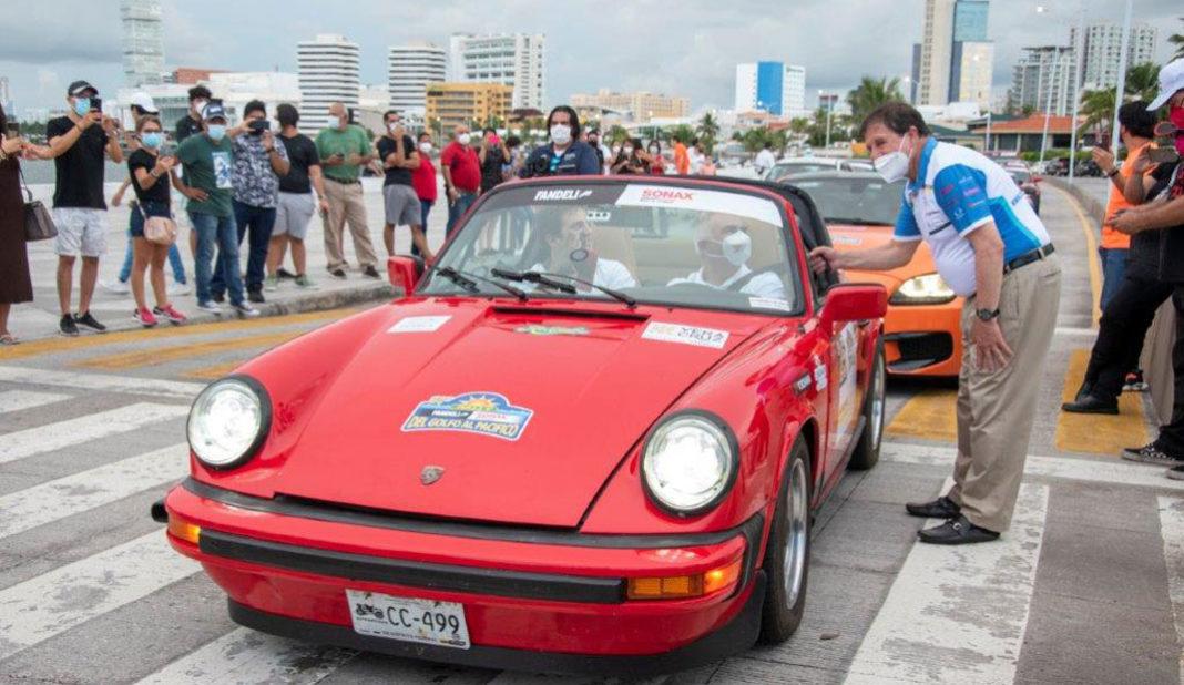 Rally del Golfo al Pacífico y Acapulco repetirá en 2022