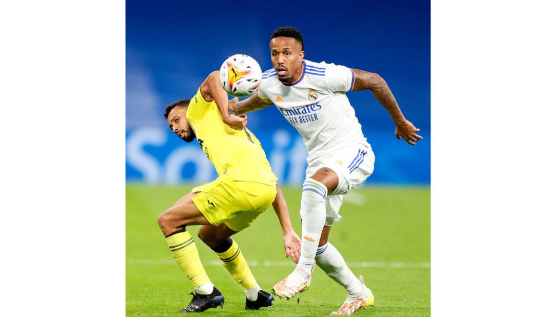 Real Madrid no puede ganar en casa y empata con Villarreal