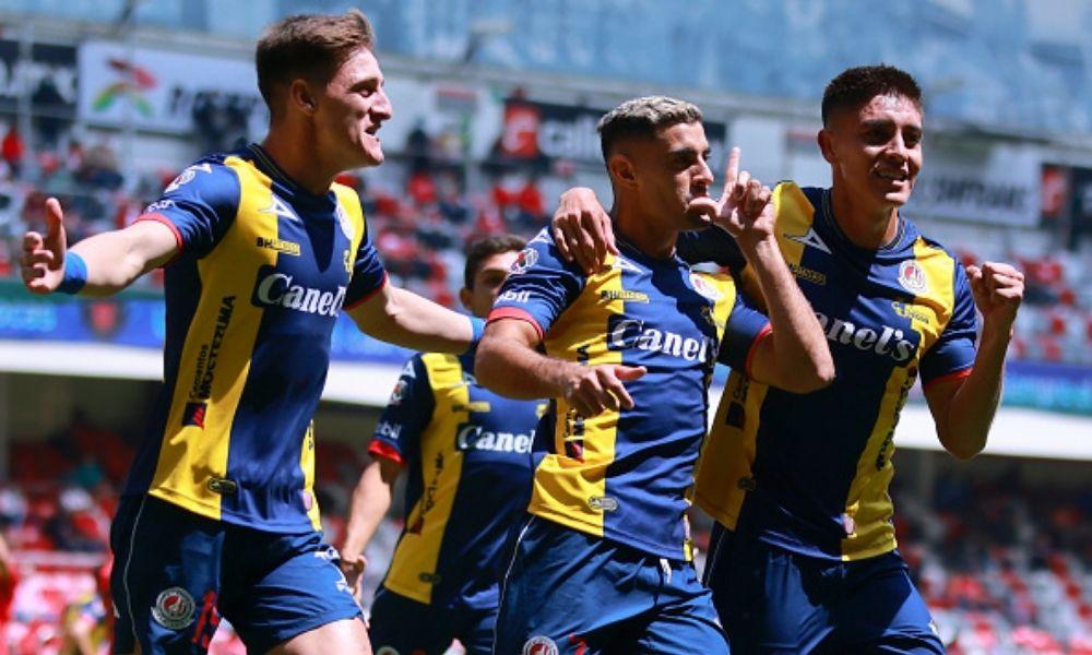 Atlético San Luis vence como visitante a Toluca