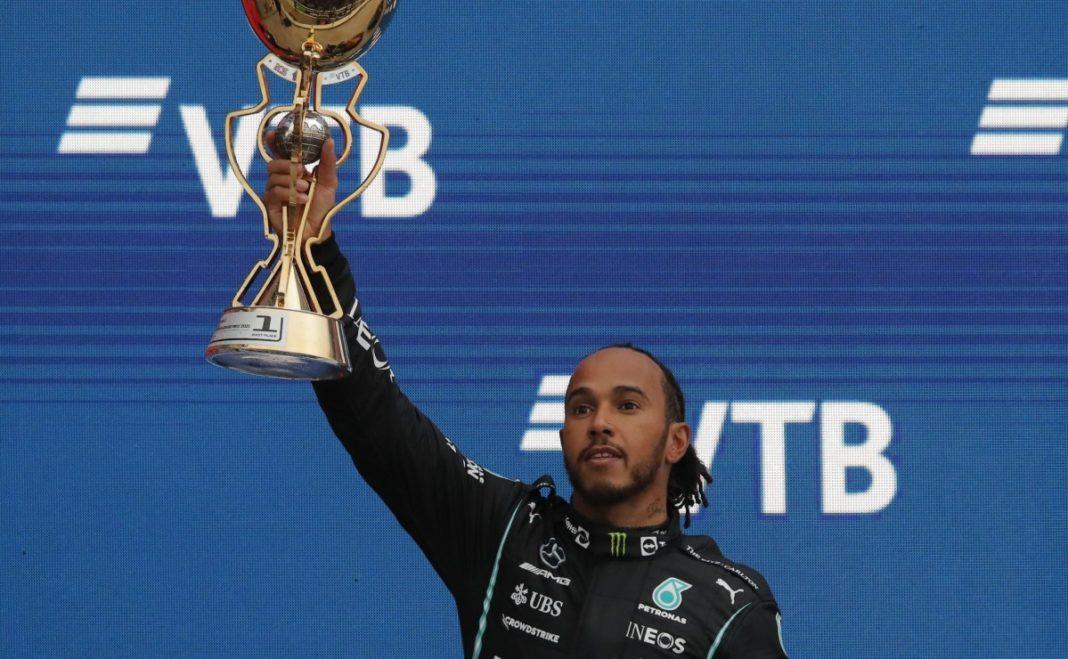 Lewis Hamilton gana el Gran Premio de Sochi