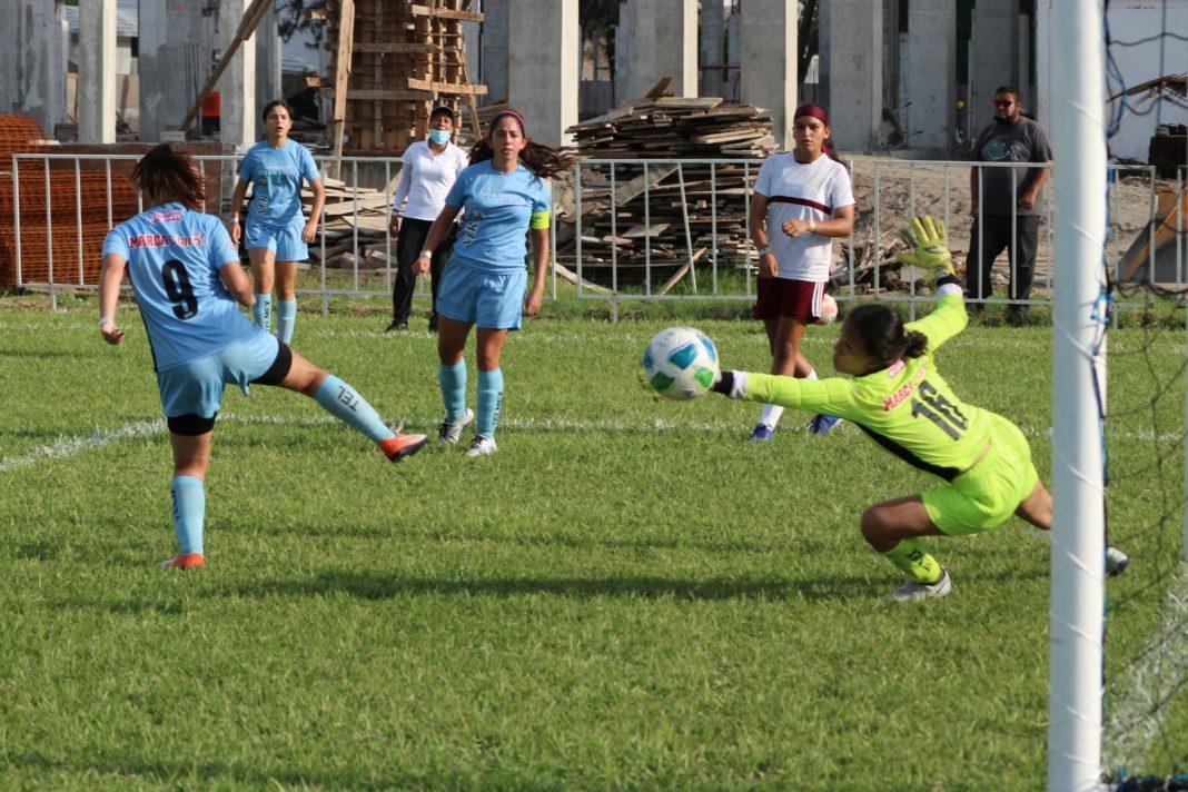 Se realiza etapa estatal de futbol 6x6 rumbo a los Juegos Nacionales
