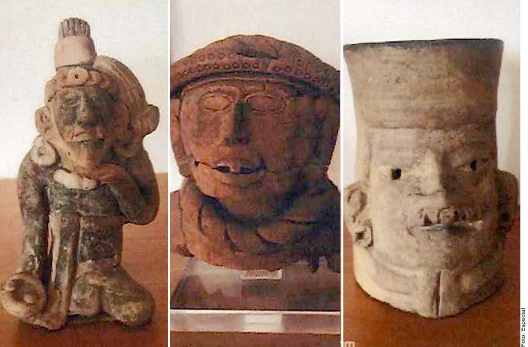 México ha repatriado 5 mil 746 piezas arqueológicas e históricas desde 2018