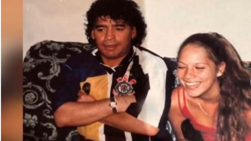 Novia menor de edad de Maradona revela detalles sobre su relación