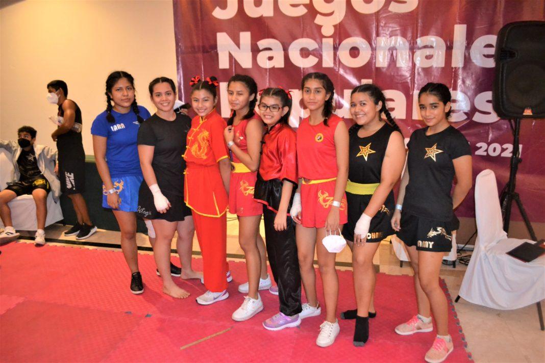 Define selección veracruzana de Artes Marciales para los Juegos Nacionales