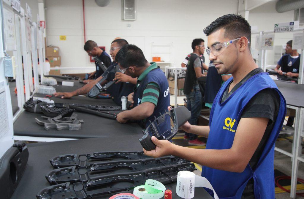 México reporta creación récord de 174 mil empleos formales en septiembre