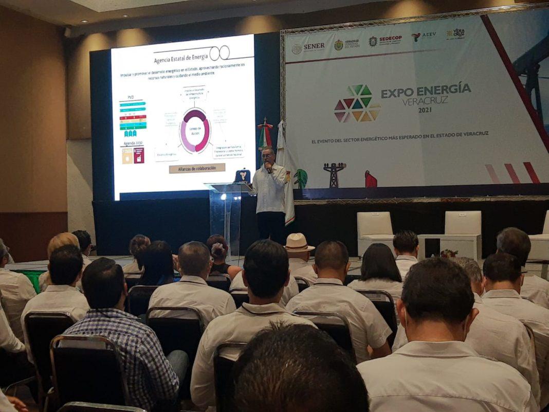 Veracruz es y seguirá siendo el motor energético de México: Sedecop