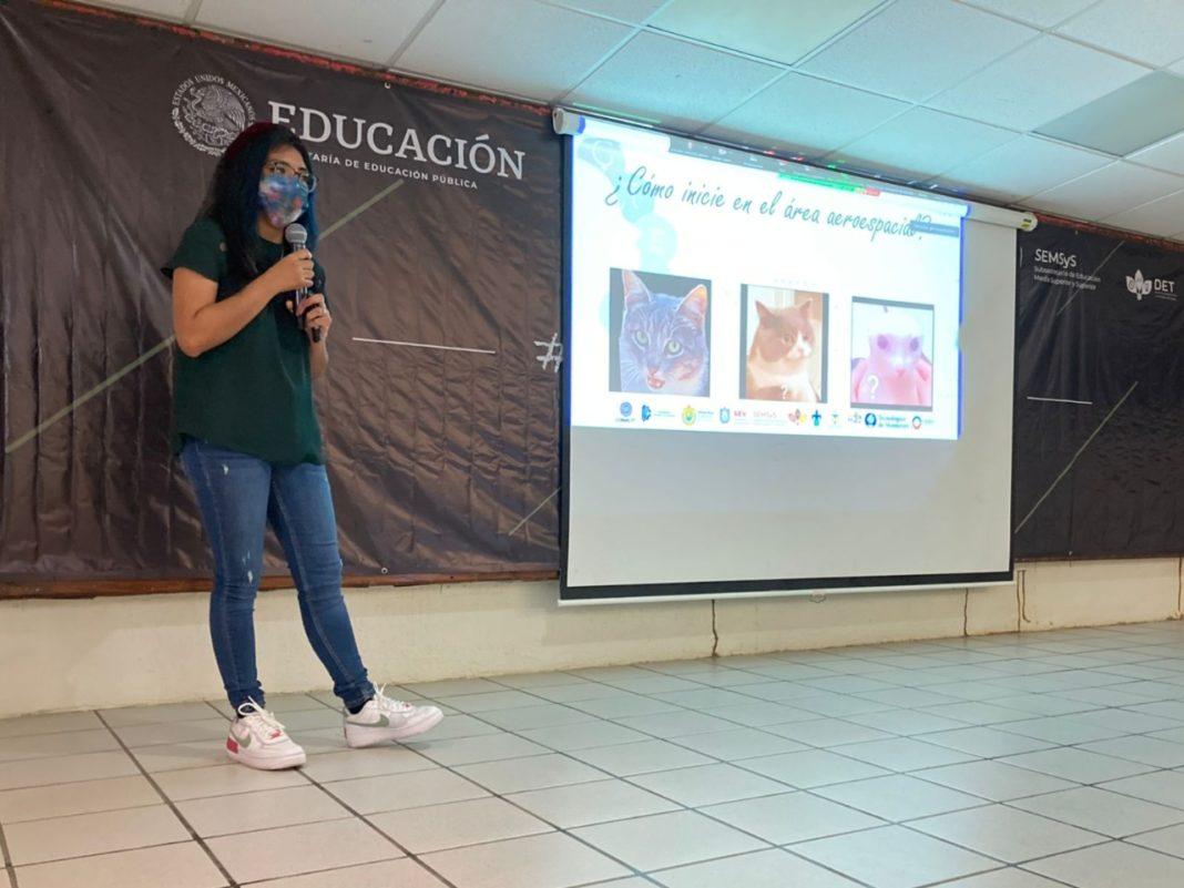 El machismo limita la participación de las mujeres en la ciencia: astronauta mexicana