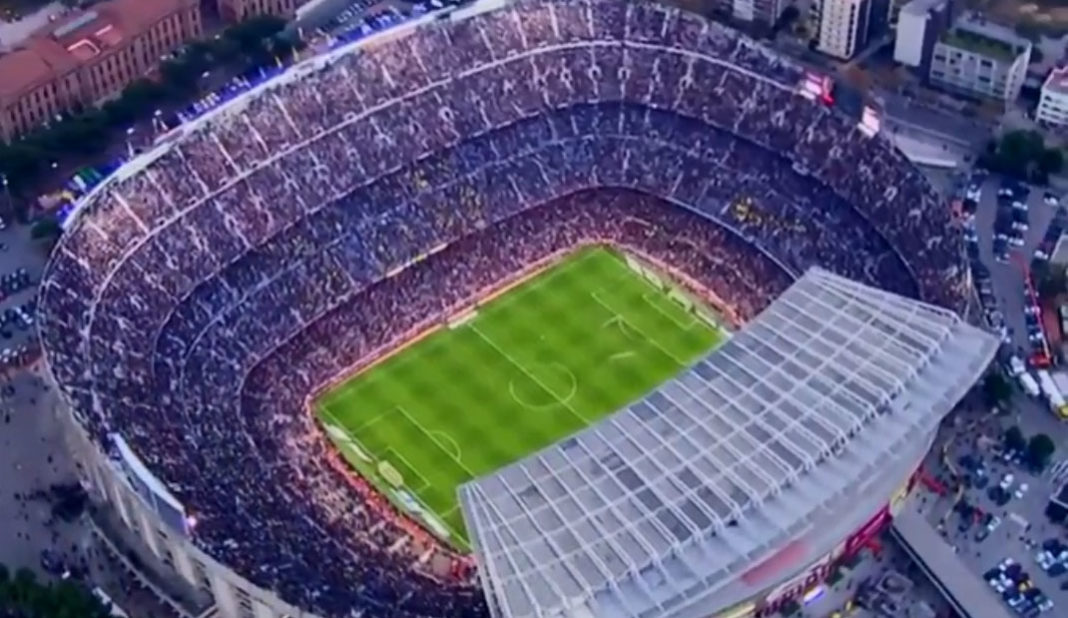Aficionados estuvieron en peligro en partidos del Barcelona